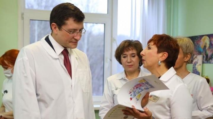 Врач из нижегородской ДОБ стала лучшим детским онкологом — ее наградят в Москве