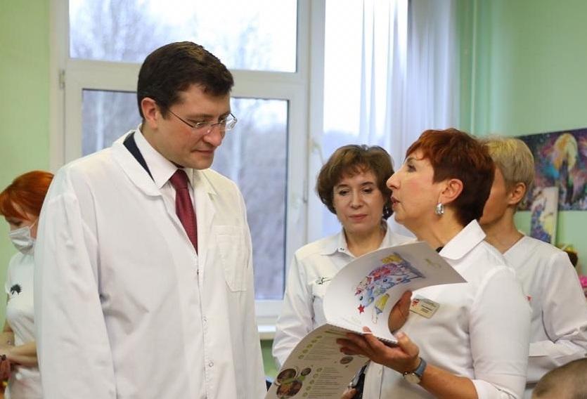 Ольга Плаксина и Глеб Никитин