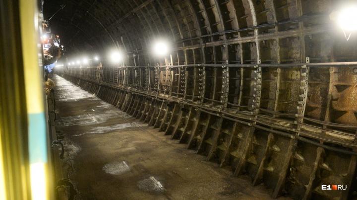Третья ветка метро будет?Мэрия выиграла суд по законсервированной станции «Бажовская»
