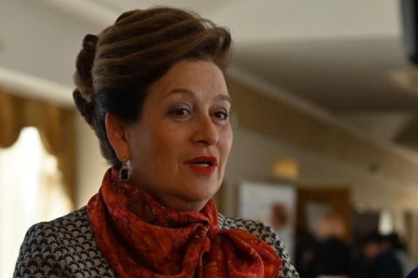 Татьяна Быковская всё еще занимает должность главы донского Минздрава