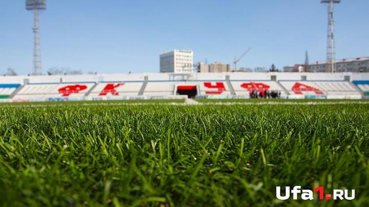 «Уфа» сразится с «Краснодаром» 10 сентября на стадионе «Нефтяник»