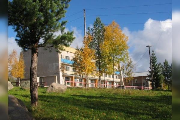 Дворец спорта в Онеге работает с 1977 года