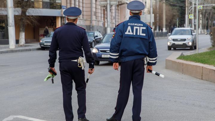 В Волгограде в авариях пострадали 59 детей