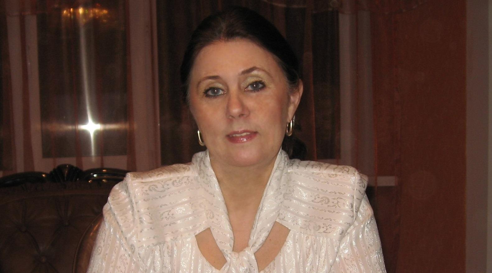 Лариса Шакурова — единственная женщина-кандидат на пост главы региона