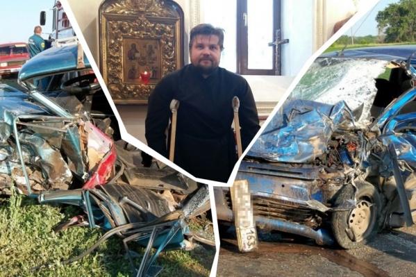 Смертельная авария с участием Сергия Лабынцева произошла восемь лет назад, но долг перед семьёй погибшего не погашен