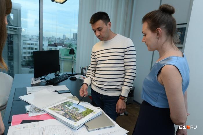 Тимур и Екатерина Абдуллаевы разработали новый проект зоопарка для Екатеринбурга