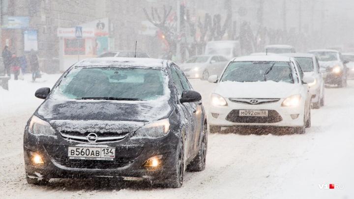 Весна начнется с зимы: в первый день марта Волгоградскую область окутает метелями