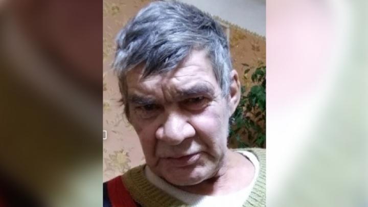 Ищут больше недели: в Кунгуре пропал 67-летний пенсионер с неразборчивой речью