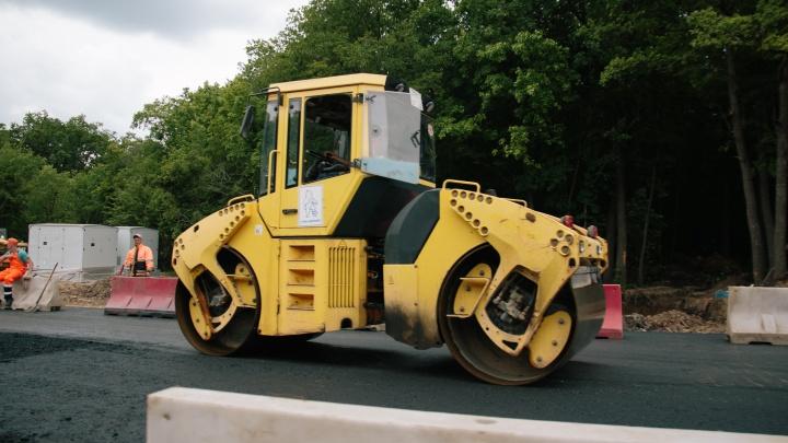 Жители Южного города требуют построить новую дорогу к мосту в створе улицы Главной