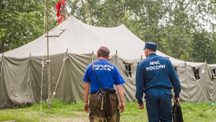 После гибели детей в Хабаровском крае спасатели начали проверку омских лагерей