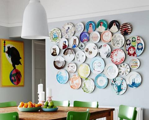 10 идей: что повесить на стены, кроме картин