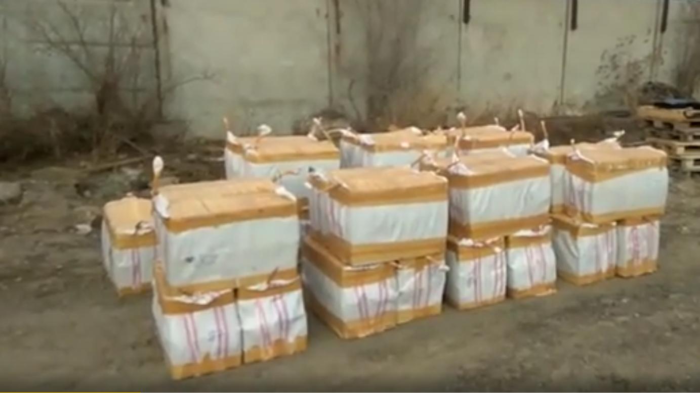 Эту партию поставщики рассчитывали продать курильщикам в Челябинске