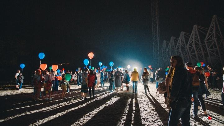 Тюменские экоактивисты просят власти запретить запуски шаров и небесных фонариков