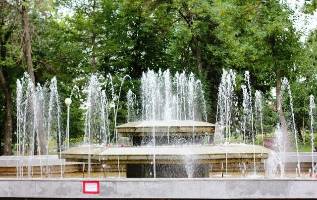 Когда и где в Уфе забьют фонтаны