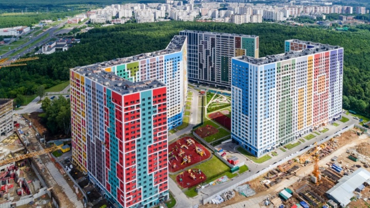 Только в мае приобрести квартиры в Москве и Петербурге челябинцы смогут со скидкой до 16%