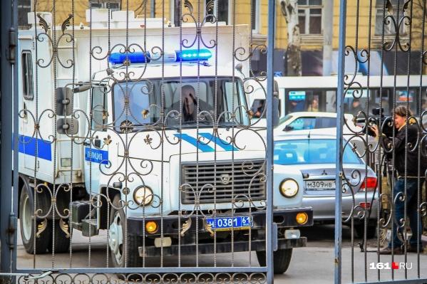 Экс-полицейского задержали его коллеги — сотрудники управления собственной безопасности