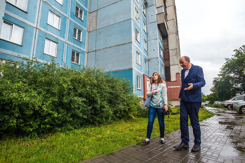 Микрорайоны, уверен архитектор, не создают комфортную среду для проживания