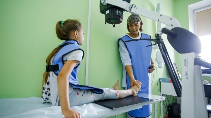 Детские травмы: причины и лечение