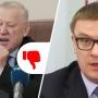 Дизлайк: врио губернатора Челябинской области объявил в инстаграме об увольнении Евгения Тефтелева