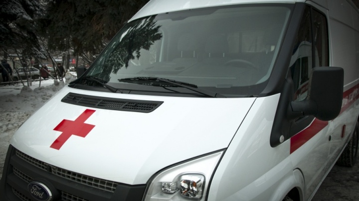 Невменяемый курганец изуродовал медсестру детской поликлиники