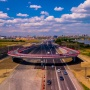 К 2023 году Южный подъезд к Ростову расширят до восьми полос