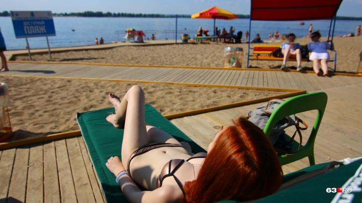 Тест-драйв в купальнике: проверяем готовность самарских пляжей к сезону