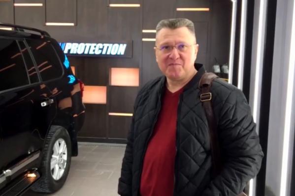 Юрий Болдарев — владелец стоматологической клиники «Салюс Л» и клиентRoyal Protection