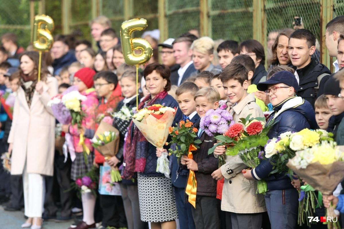 На аллею с профессиональными мечтами попадут снимки учеников 150 челябинских школ
