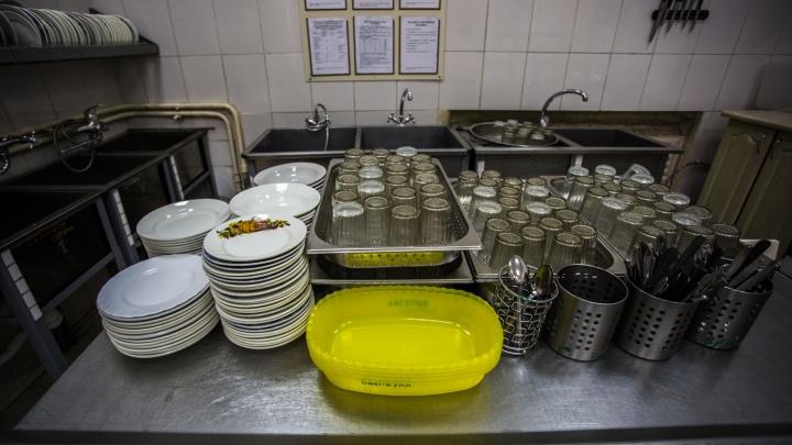 Дорогая курочка: в школах Новосибирска подняли цены на обеды для учеников