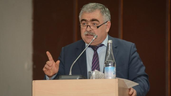 Ростовские депутаты выйдут на пикет, чтобы добиться увольнения Сакеллариуса