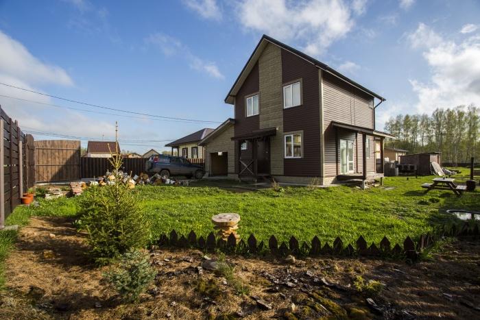 Жителям коттеджных посёлков «Удачный»и «Удачный-2»пообещали, что они останутся в прежних границах и дачниками не станут
