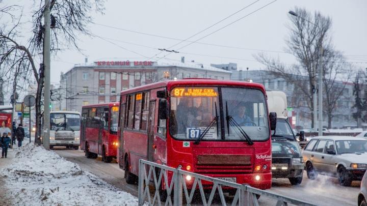 «Заторы и проблемы с транспортом»: в Ярославской области МЧС опубликовало экстренное предупреждение