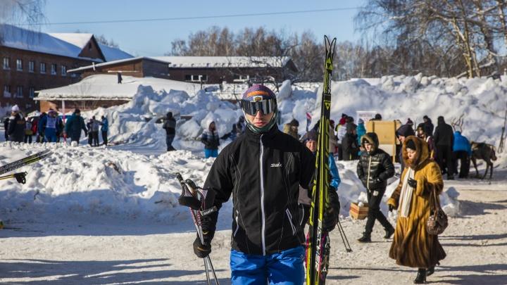Нужен паспорт и лыжи: спортсменов бесплатно прокатят на электричках до«Лыжни России — 2019»