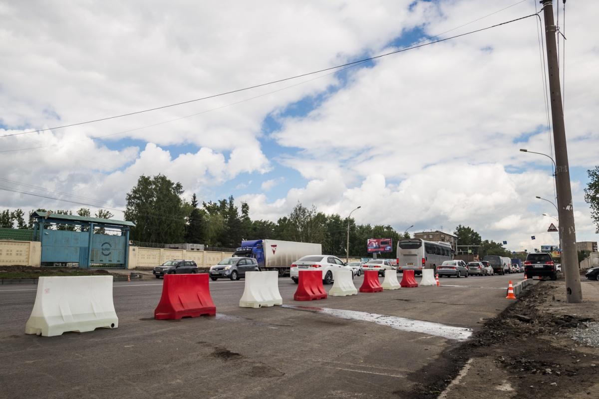 Новосибирцы определились с самыми разбитыми дорогами в городе