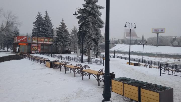 Омская мэрия требует снести кафе «Sувлаки» в центре города