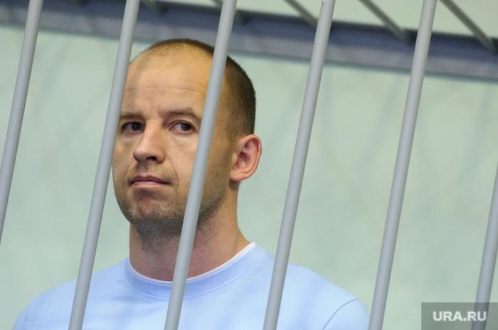 Александр Косман — один из четырех подсудимых