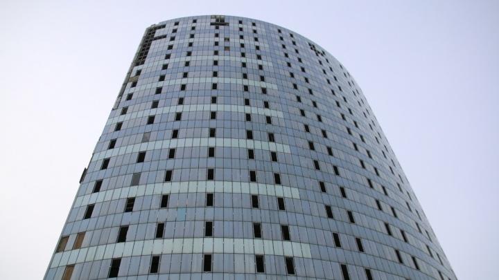 В Самаре представили два варианта фасада кассационного суда на Крымской площади