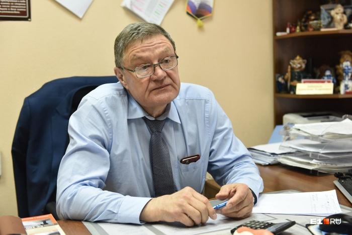 Александр Забанных возглавляет отдел пожарного надзора в Департаменте государственного жилищного и строительного надзора Свердловской области
