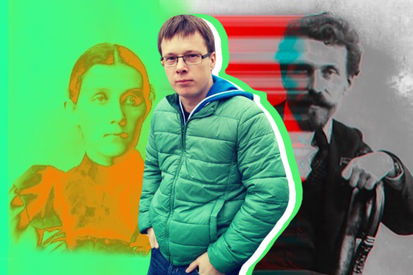 В инстаграм-блоге Илья Лунов «оживляет» жителей старого Архангельска. Он рассказывает о том, что нас с ними роднит и сегодня<br>