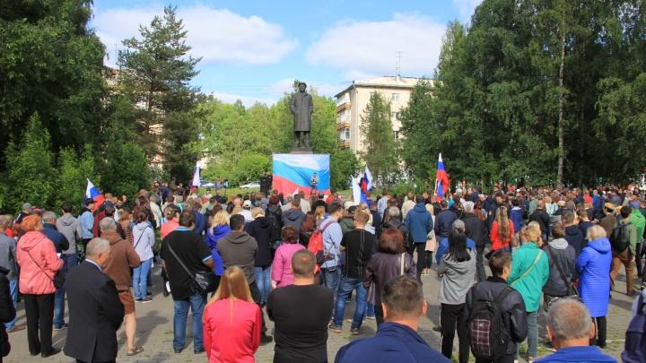 Свалке нет: в Северодвинске пройдет митинг против строительства мусорного полигона