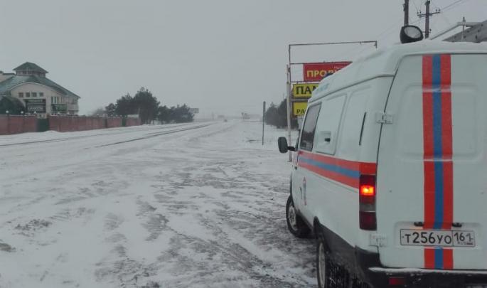 На трассе М-4 «Дон» сняли ограничения для движения транспорта