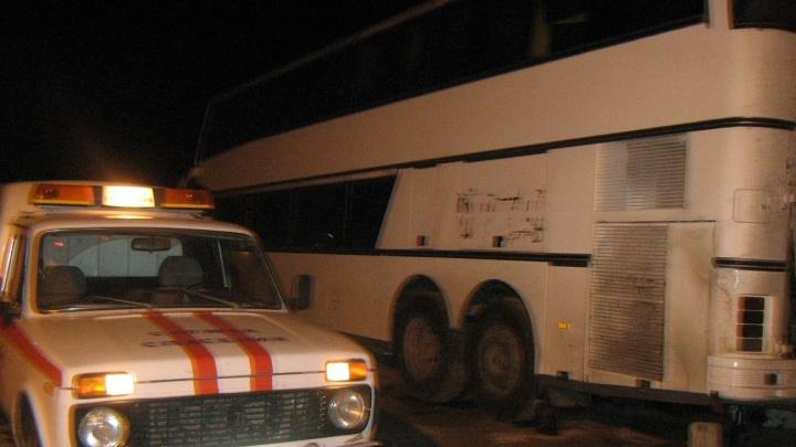 В Самаре спасатели эвакуировали из дачного поселка замерзших влюбленных