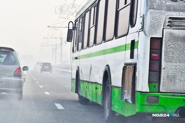 С просьбой изменить маршрут в департамент транспорта обратились жители микрорайона