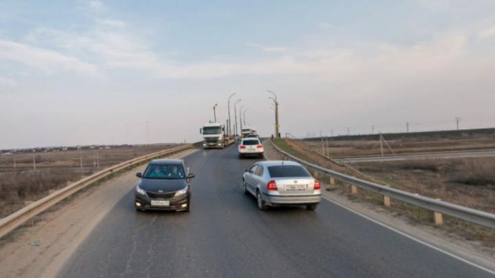 В Волгограде за полмиллиона сделают проект реконструкции моста по дороге на Песчанку