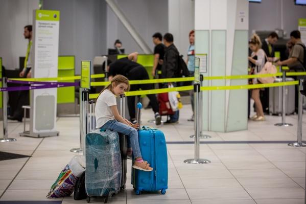 Рейс задержался в Новосибирске почти на 12 часов
