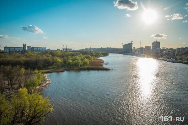 В Ростове в ближайшие дни похолодания не предвидится