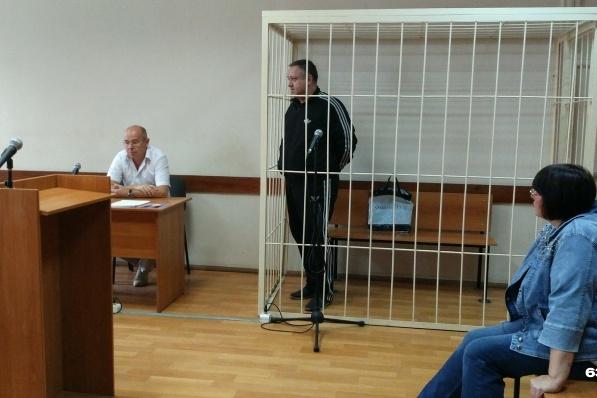 Сергея Гудованого впервые арестовали в апреле 2018 года