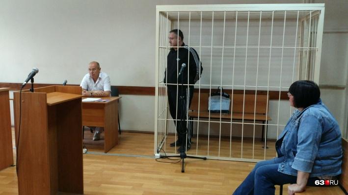 В Самаре суд продлил арест бывшему полковнику ФСБ Гудованому