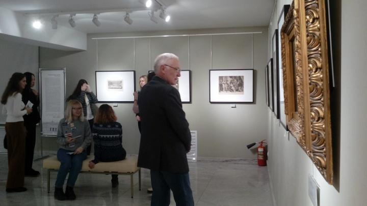 Музей Машкова знакомит волгоградцев с подлинниками коллекции Эрмитажа