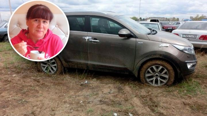 Год мучений: екатеринбурженка смогла выбить миллион за машину, которую угонщики сожгли в Казахстане